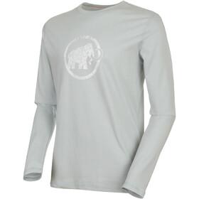 Mammut Logo Camiseta de manga larga Hombre, highway